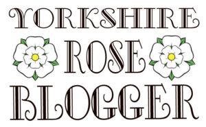Yorkshire Rose Blogger Logo