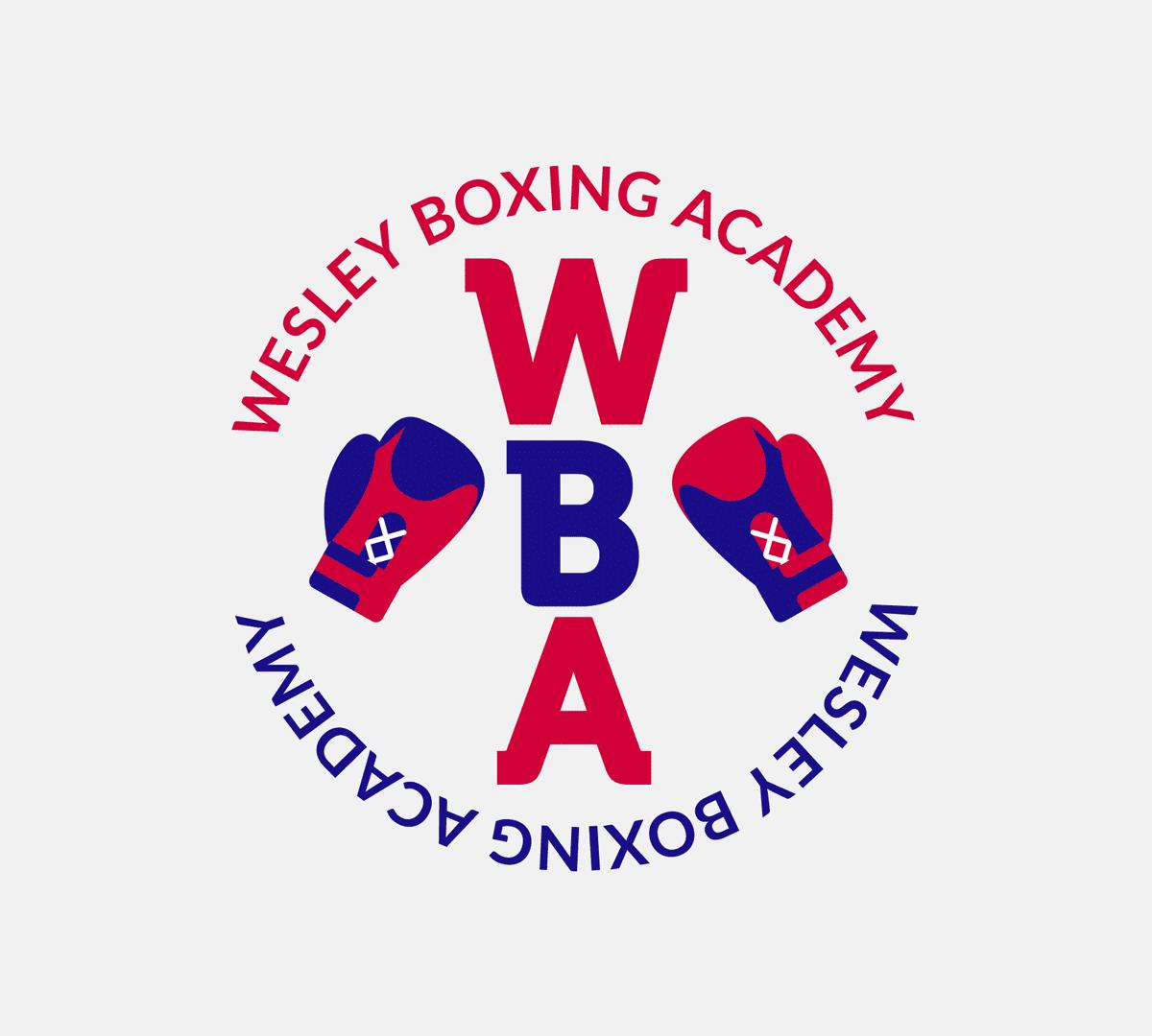 Website Design for Wesley Boxing
