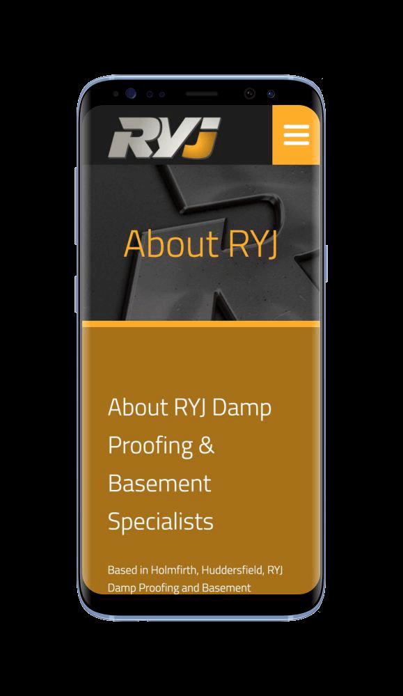 WordPress Developement for RYJ