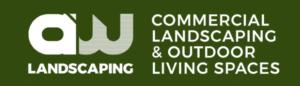 AW Landscaping Logo