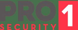 Pro 1 Security Logo