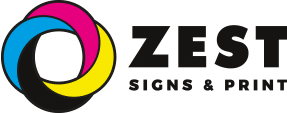 Zest for Print Logo