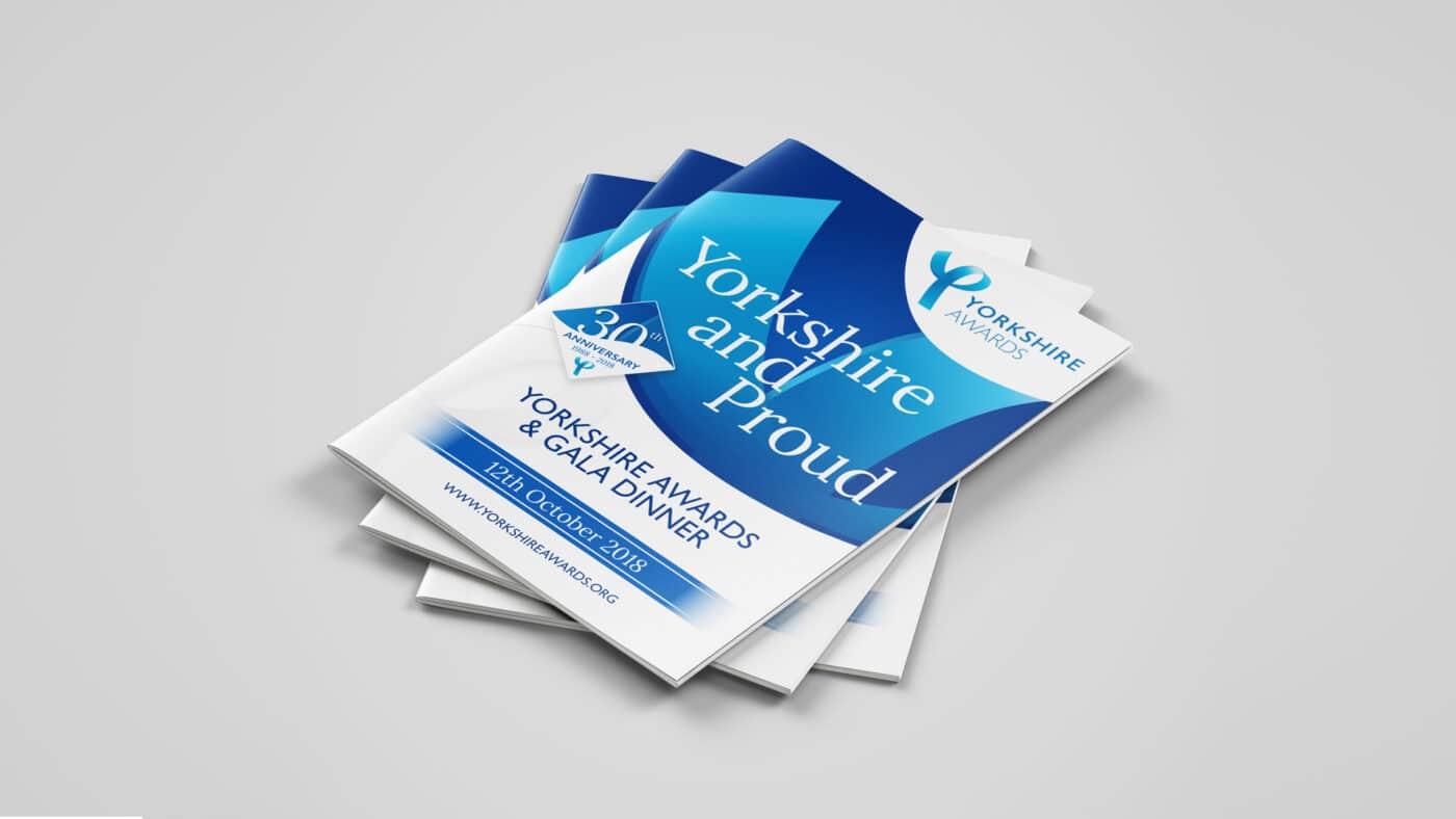 Yorkshire Awards Brochure